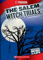 Cover image for The Salem witch trials