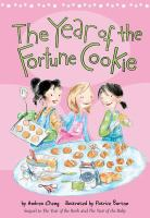 Cover image for The year of the fortune cookie