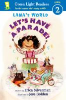 Cover image for Let's have a parade!