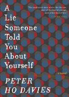 Cover image for A lie someone told you about yourself : a novel