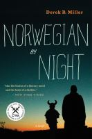 Cover image for Norwegian by night : a novel
