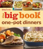 Cover image for The big book of one-pot dinners