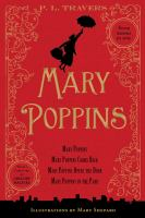 Cover image for Mary Poppins : 80th anniversary collection