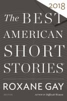 Cover image for The Best American short stories.