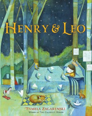 Cover image for Henry & Leo