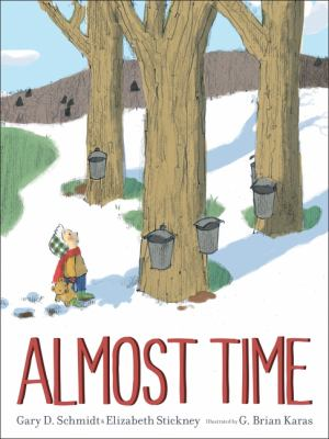 Cover image for Almost time