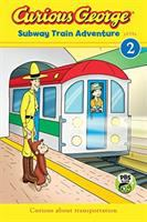 Cover image for Subway train adventure