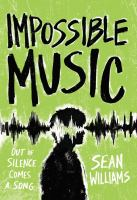 Cover image for Impossible music