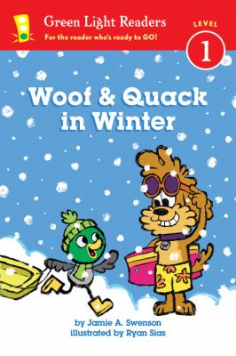 Cover image for Woof and Quack in winter