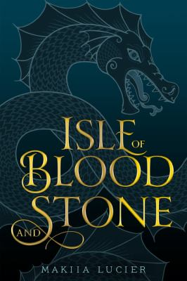 Cover image for Isle of blood and stone