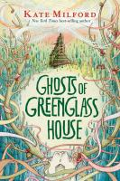 Cover image for Ghosts of Greenglass House