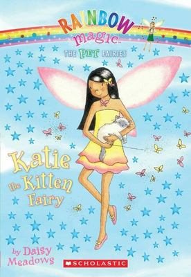 Cover image for Katie the kitten fairy