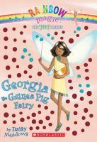 Cover image for Georgia the guinea pig fairy