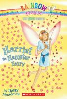 Cover image for Harriet the hamster fairy