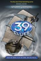 Cover image for The 39 clues. 9, Storm warning