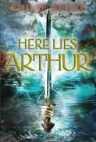 Cover image for Here lies Arthur