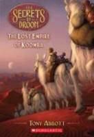 Cover image for The Lost Empire of Koomba