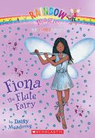 Cover image for Fiona the flute fairy