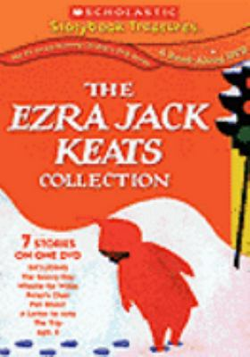 Cover image for The Ezra Jack Keats collection