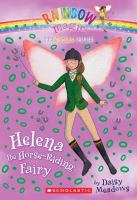 Cover image for Helena the horse-riding fairy