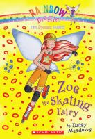 Cover image for Zoe the skating fairy