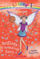 Cover image for Brittany the basketball fairy