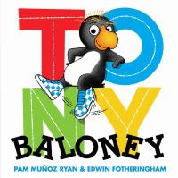 Cover image for Tony Baloney