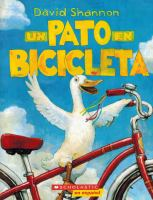 Cover image for Un pato en bicicleta