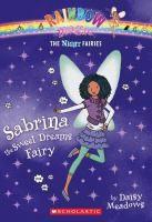 Cover image for Sabrina the sweet dreams fairy