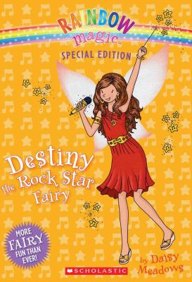 Cover image for Destiny, the rock star fairy