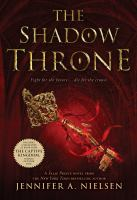 Cover image for The shadow throne
