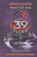 Cover image for The 39 clues. 5, Trust no one