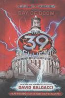 Cover image for The 39 clues. 6, Day of doom