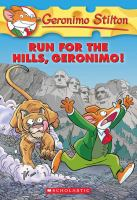 Cover image for Run for the hills, Geronimo!