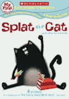 Cover image for Splat the Cat-- : and other furry friends