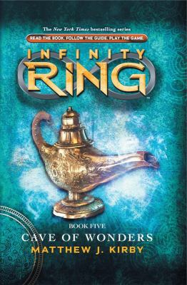 Cover image for Infinity ring. Cave of wonders