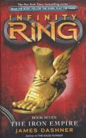 Cover image for Infinity ring. The iron empire
