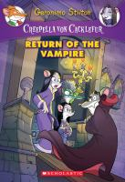 Cover image for Return of the vampire. 4