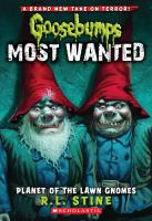 Cover image for Planet of the lawn gnomes