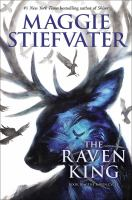 Cover image for The Raven King