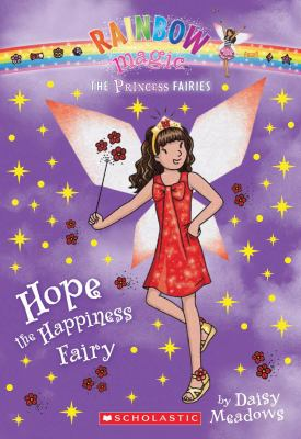 Cover image for Hope the happiness fairy