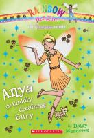 Cover image for Anya the cuddly creatures fairy