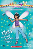 Cover image for Elisa the royal adventure fairy