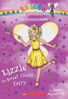 Cover image for Lizzie the sweet treats fairy