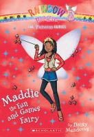 Cover image for Maddie the fun and games fairy
