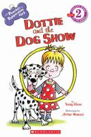 Cover image for Dottie and the dog show