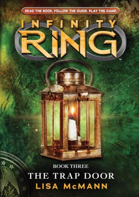Cover image for Infinity ring. The trap door