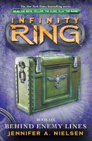 Cover image for Infinity ring. Behind enemy lines