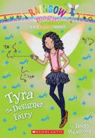 Cover image for Tyra the designer fairy