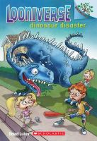 Cover image for Dinosaur disaster